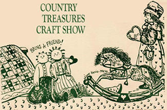 Country Treasures Craft Show